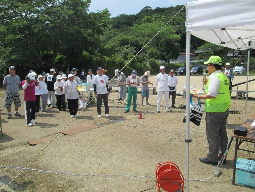 伊勢市上野地区における交通安全啓発活動の実施