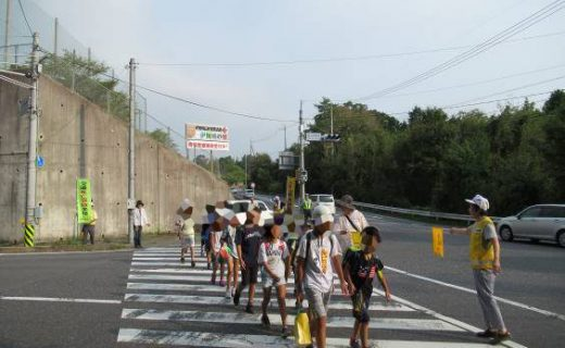 交通死亡事故発生に伴う緊急広報啓発活動の実施