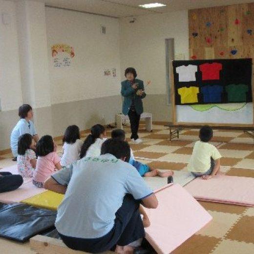 「放課後等デイサービスささゆり」における交通安全教室の実施