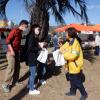 「御浜みかん祭り」における広報啓発活動