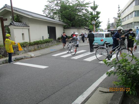 2020.05.20亀山街頭指導